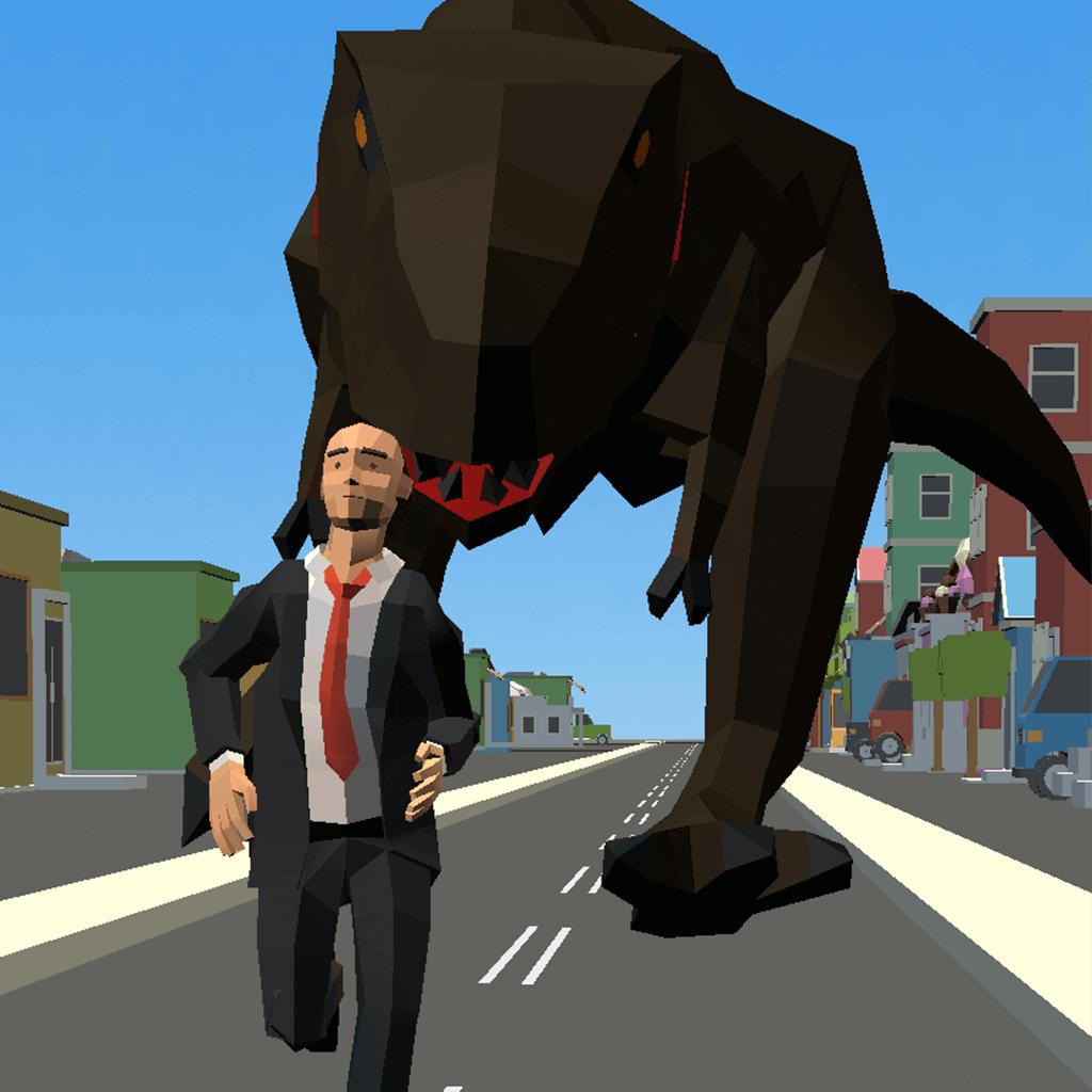 恐竜ヤババーン